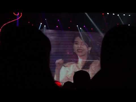181118 IU - Hey(있잖아), Last night story(어젯밤이야기) @dlwlrma concert SEOUL Sun.