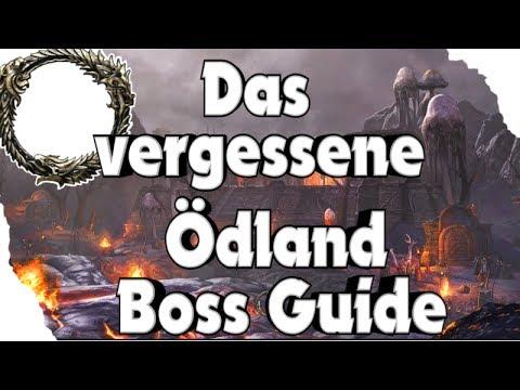 ESO - Das vergessene Ödland (Boss Guide)