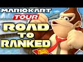 Mario Kart Tour - Is F2P 10,000+ Possible in DK Pass?  ROAD TO RANKED!