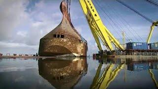 Download Video Proses pengangkatan kapal tengelam beserta 1.400 mobil di dalam nya_HD MP3 3GP MP4