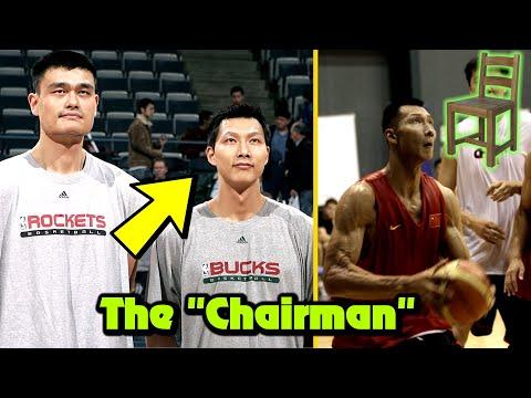"""What Happened To The """"Next Yao Ming""""? The Yi Jianlian Story"""