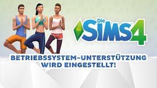 Die Sims 4: Ende für einige Betriebssysteme! | Short-News | sims-blog.de