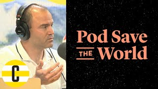 The Wall vs. Foreign Aid | Pod Save The World recording stream
