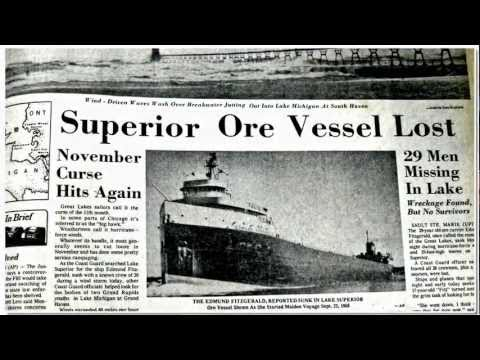 The Edmund Fitzgerald Story