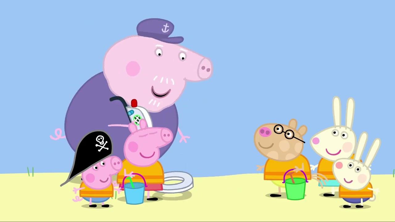 Peppa Pig | Büyükbaba Köpek'in Garajı |  Programının en iyi bölümleri | Çocuklar için Çizgi Filmler