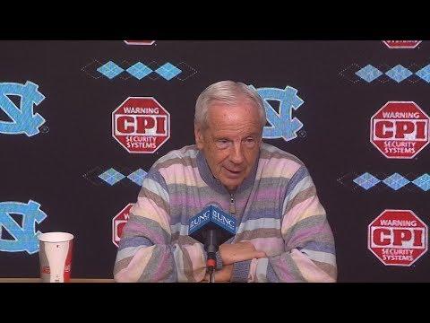UNC Men's Basketball: Roy Williams pre-Duke Press Conference