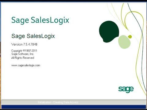 Sales Logix Opportunities