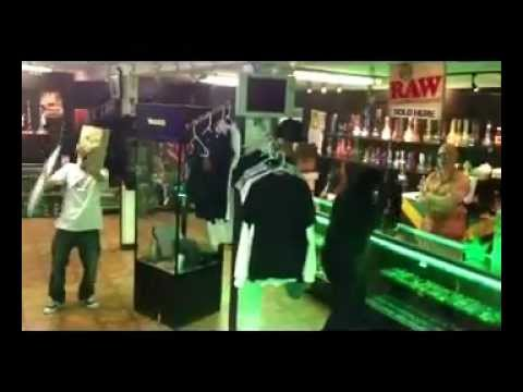 Harlem Shake Herbal Daze Smoke Shop Edition