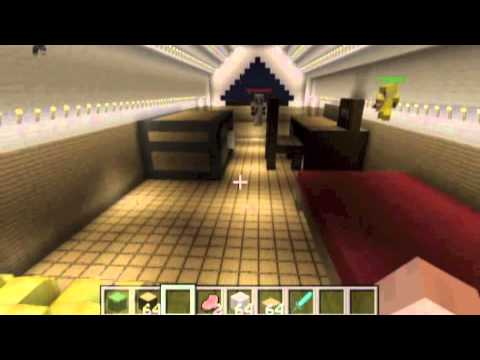 Minecraft Conestoga Wagon Video Project - Large