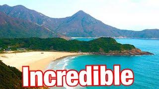 I Love Hong Kong (Part 2): The Most Beautiful Beach in HK