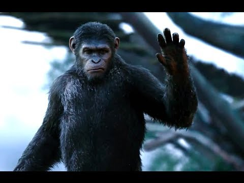 Dawn Of The Planet Of The Apes Official Trailer #2 (2014 ...