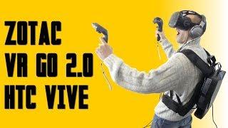 [Cowcot TV] Présentation Zotac VR GO 2.0 + HTC Vive