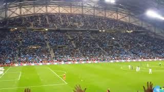 OM PSG Stade vélodrome le 22 octobre 2017 J10 ligue 1