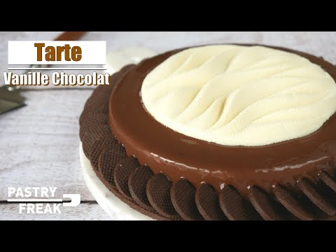 tarte-chocolat-vanille---recette-ebook-vol.1