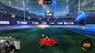 summit vs sodapoppin - Rocket League