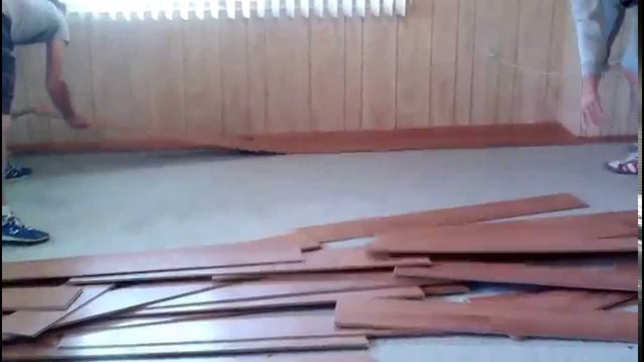 Laminate Flooring Improper Installation Glendale Az 2