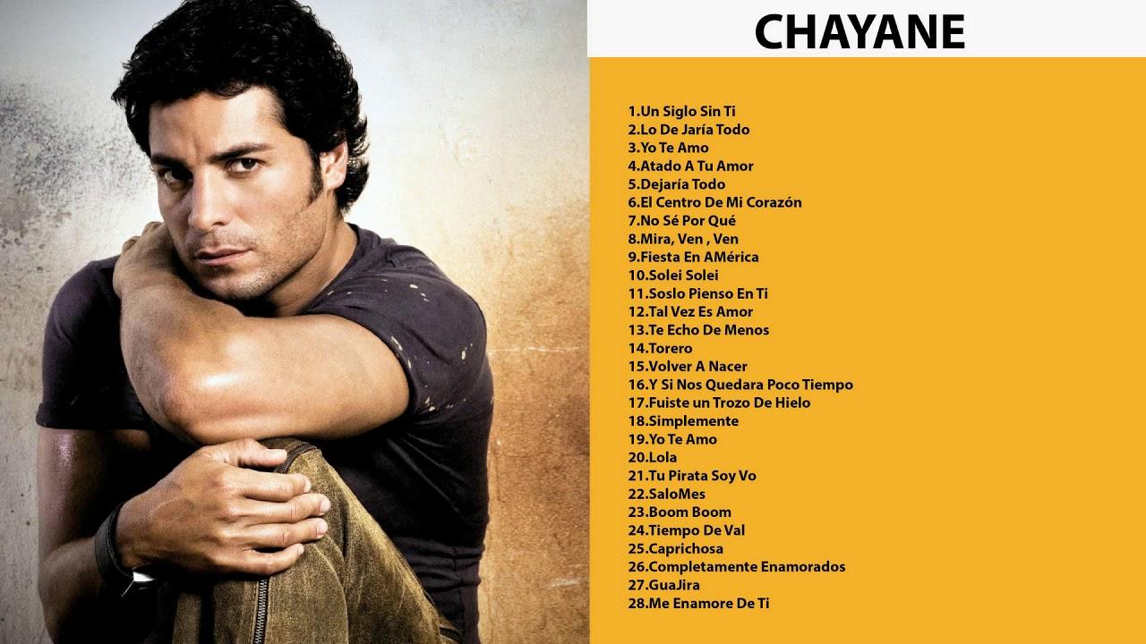 Chayanne Romanticas Viejitas Chayanne Exitos Mix Youtube