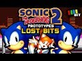 Sonic the Hedgehog 2 (PROTOTYPES) LOST BITS | Cut Content & Unused Zones [TetraBitGaming]