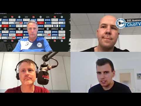 #34 1.FC Heidenheim: Die Pressekonferenz vor dem Spiel