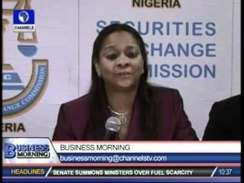 Nigeria Capital Market:The way forward