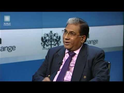 Russell de Mel | National Development Bank | World Finance Videos