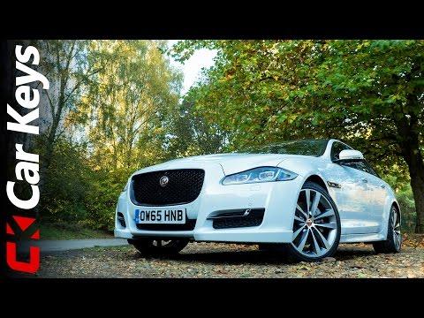 Jaguar XJ 4K 2016 review - Car Keys