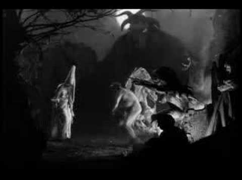 Haxan: Witchcraft Through The Ages, Black Mass