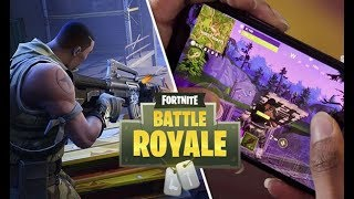 LEAKED Date de sortie de Fortnite Android! / Fortnite Mobile / Mise à jour Fortnite fuite