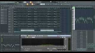 FL Studio Unutamadım - Kaç Kadeh Kırıldı - Müslüm Gürses / Altyapı - Karaoke - Vokalsiz
