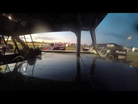 Jamestown Speedway Feature 7/4/16