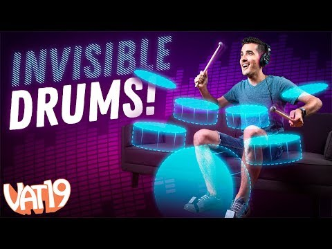 Play Drums Without Drums - Now It's Possible!