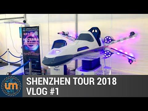 HardworX Shenzhen Innovation Tour 2018 - Vlog #1