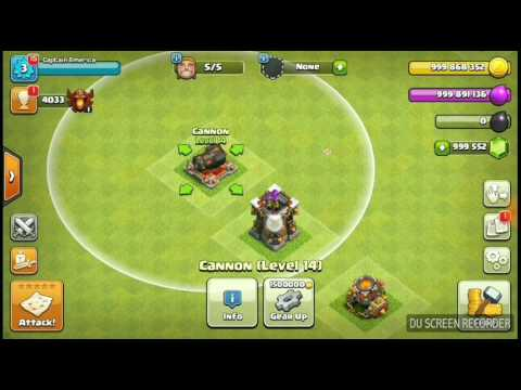 Gearing Up Mortar,Archer and Cannon-Clash Of Clans