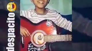 Make him viral😂nepali boy singing funny despacito😂