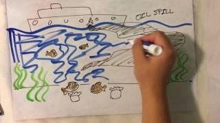 Draw My Marine Ecosystem | UCR GEO11