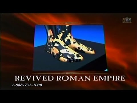 THE REVIVED ROMAN EMPIRE