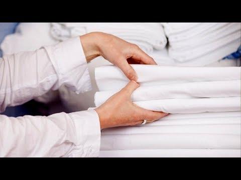 Отбеливание постельного белья в домашних условиях