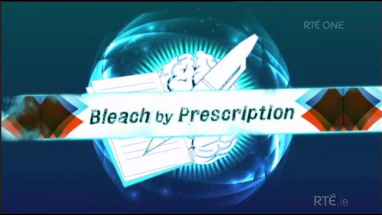 RTE Prime Time - MMS, Bleach by Prescription