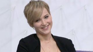 Catching Fire Q&A With Jennifer Lawrence & Francis Lawrence