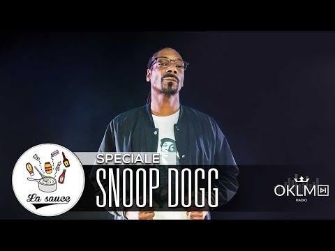 SNOOP DOGG : Quel est son meilleur album ? – #LASAUCE SUR OKLM RADIO 21/11/17