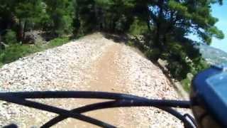 mountain bike lavrio-carrera m6 2000