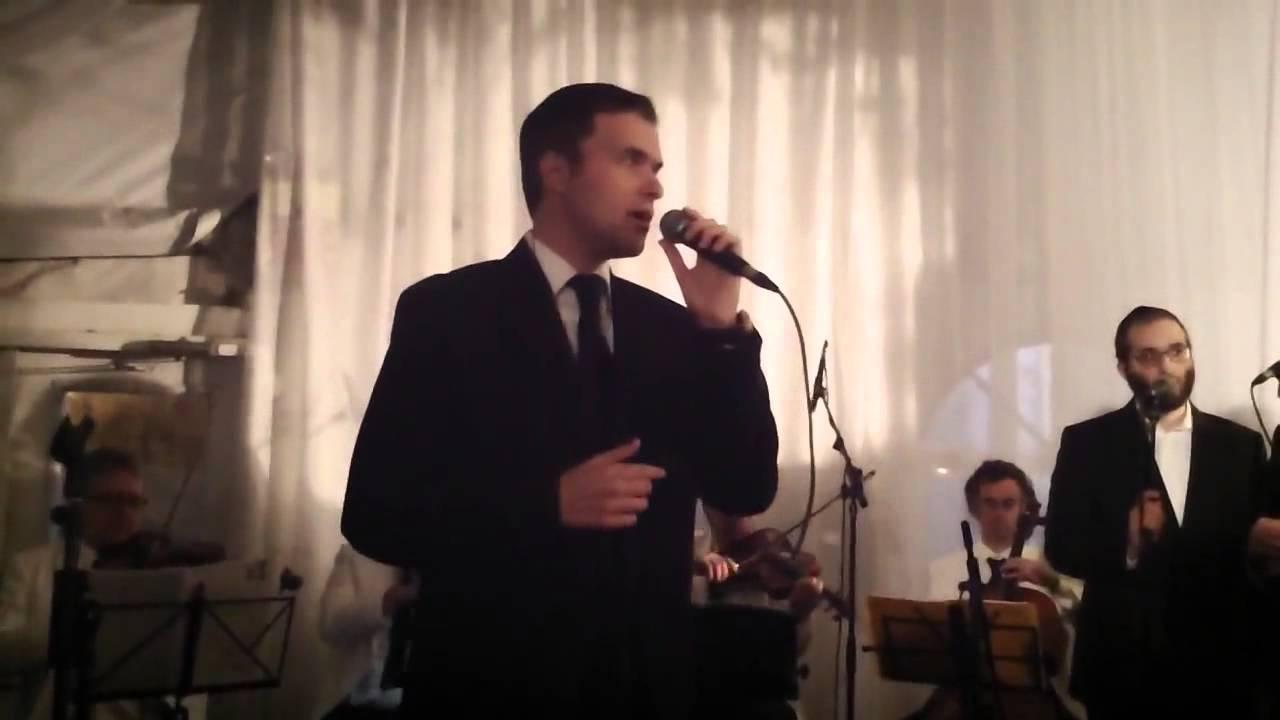 אוהד מושקוביץ ומקהלת זמר I ברכת הבנים Ohad Moskowitz I Zemer Orchestra I Birkas Habanim