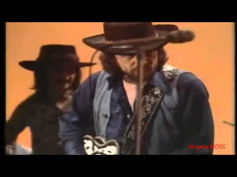 Waylon Jennings RARE Outlaw Video...
