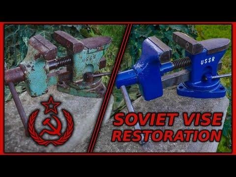 USSR Vise Restoration
