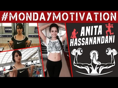 ANITA HASSANANDANI\'s Diet plan, Workout Routine And Everyday Exercise   #MondayMotivation