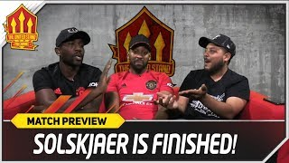 SOLSKJAER DONE! Man Utd vs Arsenal! AFTV TROOPZ vs United Stand