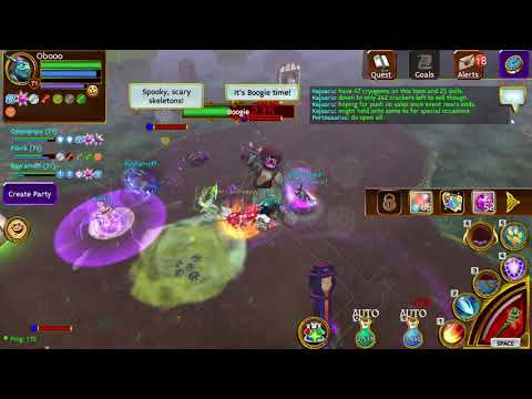 Arcane Legends Obooo How To Rescue A Failed Deep Marsh Without Tank