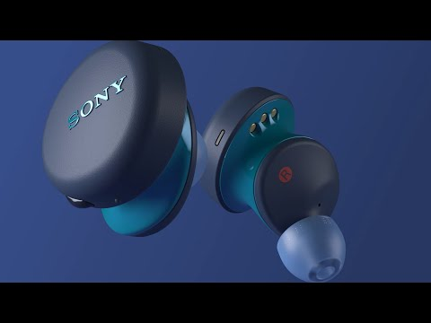 Sony Headphones WF-XB700 Official Product Video
