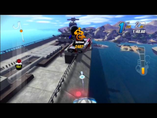 Modnation Racers Custom Track GP - Best of prob_alex