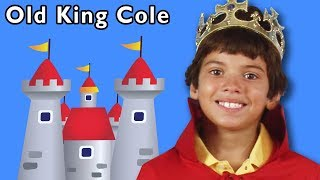 Old King Cole + More | Mother Goose Club Playhouse Songs & Rhymes